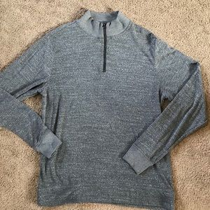 Old navy long sleeved half zip